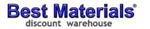 Best Materials Discount Warehouse