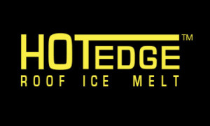 HotEdge Roof Ice Melt / heat tape Logo