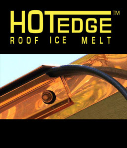 Hot Edge Roof Ice Melt