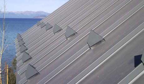 Rib Guard Snow For Sanding Seam Metal Roof 2 High