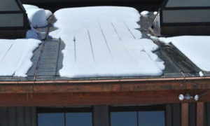 Hotseam Roof Ice Melt System Standing Seam Metal Roofs